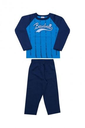 conjunto infantil masculino inverno baseball