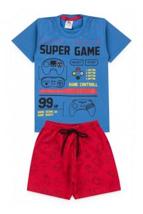 conjunto masculino super game azul 1