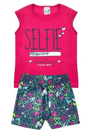 conjunto feminino selfie rosa 3