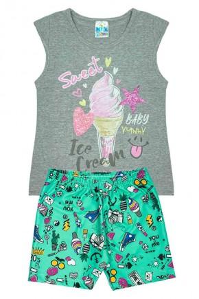 conjunto feminino sweet ice cream mescla 3